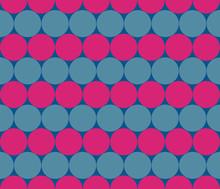 Seamless Strips Of Circles. Ro...