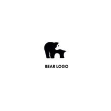 Bear Logo Template