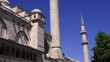 Suleymaniye Mosque - a grand complex of the Ottoman era, the largest Islamic temple in Istanbul, Turkey