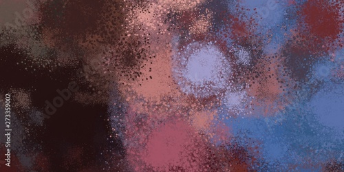 Obraz Artistic sketch backdrop material. Abstract geometric pattern. Chaos and random. Modern art drawing painting. 2d illustration. Digital texture wallpaper.  - fototapety do salonu