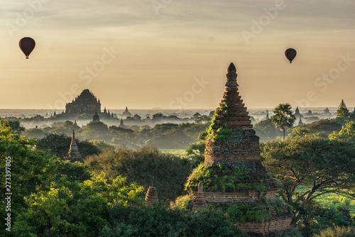 Photo temples de bagan