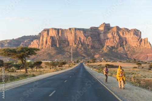 エチオピア 原風景 ティグライ