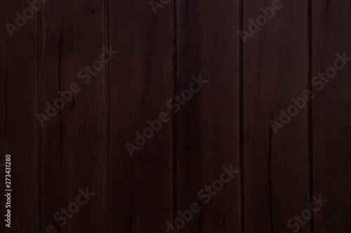 Fototapeta brown wood texture, dark wooden abstract background obraz na płótnie