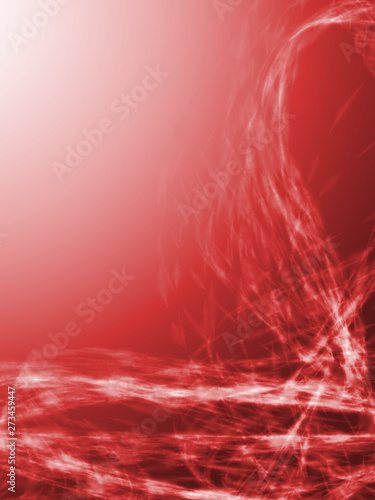 Nice abstract background with dynamic shiny lines on a soft gradient