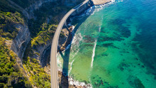 Sea Cliff Bridge Coastal Drive