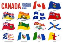 Canada All Provinces & Territo...