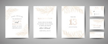 Pampas Grass Vintage Wedding S...