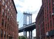 Sky and Brooklyn Bridge Photo Zone