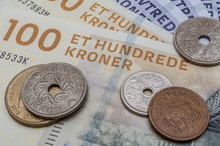 Danish Kroner, Currency From D...