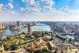 Cityscape of Cairo