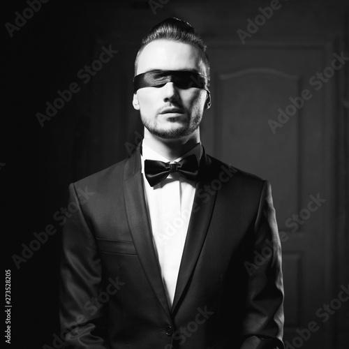 Poster womenART Handsome stylish man