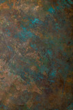 Background image of old copper vessel surface texture - 273534689