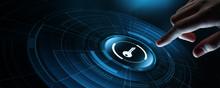Key Keyword Icon Business Internet Technology Concept