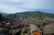 thousand miao village in guizhou china