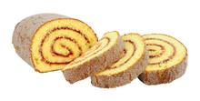 Traditional Sponge Swiss Roll ...