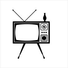 Tv Icon, Television Icon