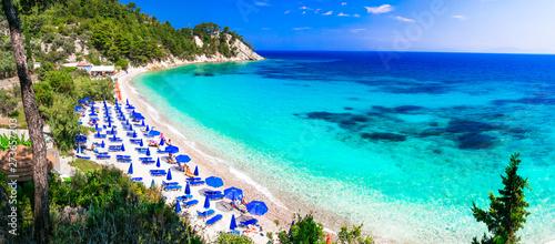 Most beautiful beaches of Greece series- Lemonakia beach in Samos island