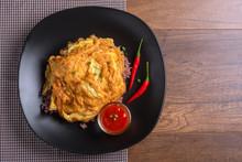 Omelet On RiceBerry Thai Recipe.