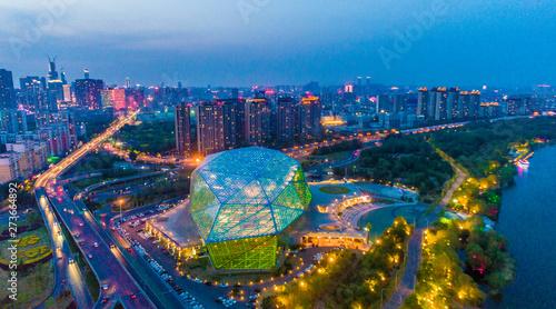 Obraz na plátně Shenyang Shengjing Grand Theater