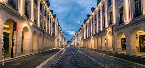 Cadres-photo bureau Ruelle etroite Rue Royale orléans