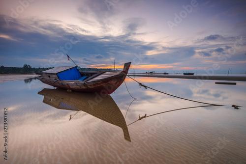 Wonderful sunrise at bintan island wonderful indonesia
