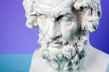 Gypsum Copy Of Ancient Statue ...