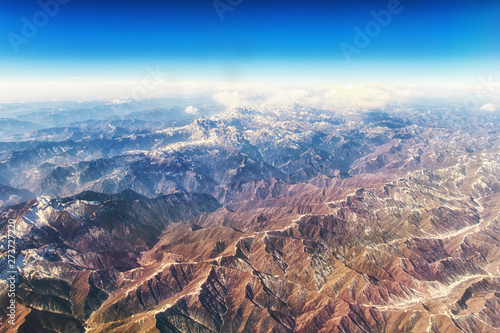 Photo  Himalayian Mountain range