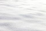 Fototapeta Las - Beautiful sunny bright snow texture winter season copy space background. Selective focus used.