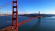 Golden Gate Bridge on a Clear Day