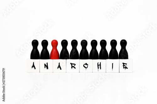 Fotografía Anarchie