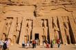 Templo de Hathor, Abu Simbel, Valle del Nilo, Egipto