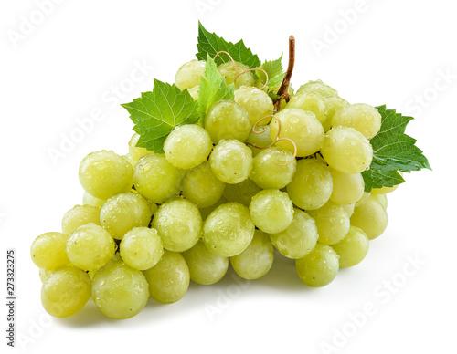 Obraz na plátne  Grape isolated