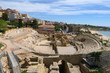 Amphithéâtre romain de Tarragone Espagne.