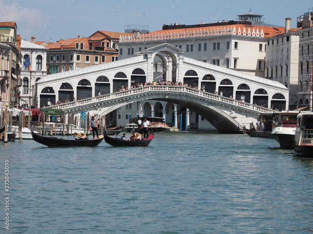 The Romantic City, Venice, Italy