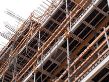 Baugerüst - Metallsteher Stützen Schalung Für Betondecke