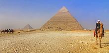 LE CAIRE Pyramides De Guizeh