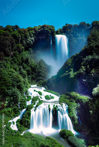 Recess Fitting Waterfalls Cascata delle Marmore