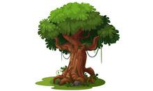 Beautiful Tree Concept Art 1