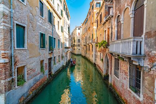 Venice, Italy on a sunny summer day © Arthur Palmer