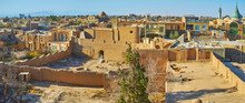 Panorama Of Kashan Old Town, I...