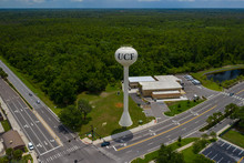 Aerial Photo UCF Water Tower