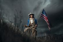 American Revolution War Soldie...