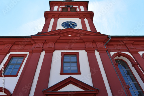Fotografia, Obraz Altes Rathaus (Mannheim)