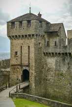 Entrance To Inner Part Of Mont...
