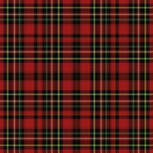 Tartan Background And Plaid Scottish Fabric, Abstract British.