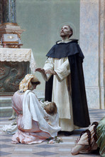 Miracle Of St. Dominic, Domini...