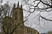 Priory Church Of St Mary, Bridlington At Easter Time, 2019