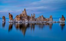 Magic Sunset On Mono Lake In C...
