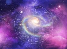 Zodiac Wheel - Universe -astro...