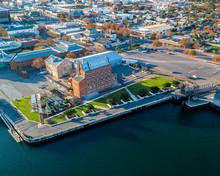 Port Adelaide Factory In Adelaide Australia